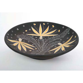 Thistle Bullet Bowl by Wayland Gregory Ceramics | Gracious Style