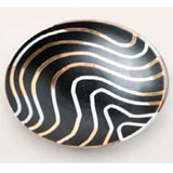 Electric Lines Bullet Bowl by Wayland Gregory Ceramics | Gracious Style