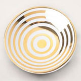 Concentric Circles Bullet Bowl by Wayland Gregory Ceramics | Gracious Style