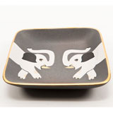 Double Elephant Tray by Wayland Gregory Ceramics | Gracious Style