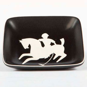 Polo Tray by Wayland Gregory Ceramics &#124; Gracious Style