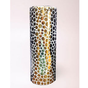 Gold Dot Vase by Wayland Gregory Ceramics | Gracious Style