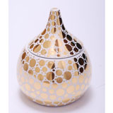 Gold Dot Teardrop Box by Wayland Gregory Ceramics | Gracious Style