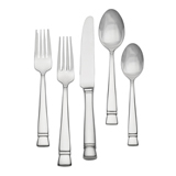 Cabochon Flatware Stainless Steel by Vera Wang | Gracious Style