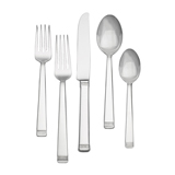 Chime Flatware Stainless Steel Vera Wang | Gracious Style