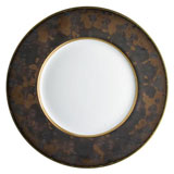 Aguirre Gold Finition Dinnerware - Jaune de Chrome | Gracious Style