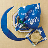 Kim Seybert Chinoiserie Melamine Table Setting | Gracious Style