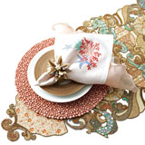 Kim Seybert Table Settings &#124; Gracious Style