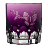 Springtime Amethyst Double Old Fashioned | Gracious Style