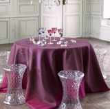 Diamant Amethyst Table Linens