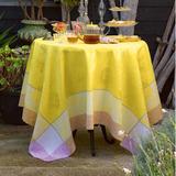 Le Jacquard Francais Victoria Mimosa Table Linens | Gracious Style