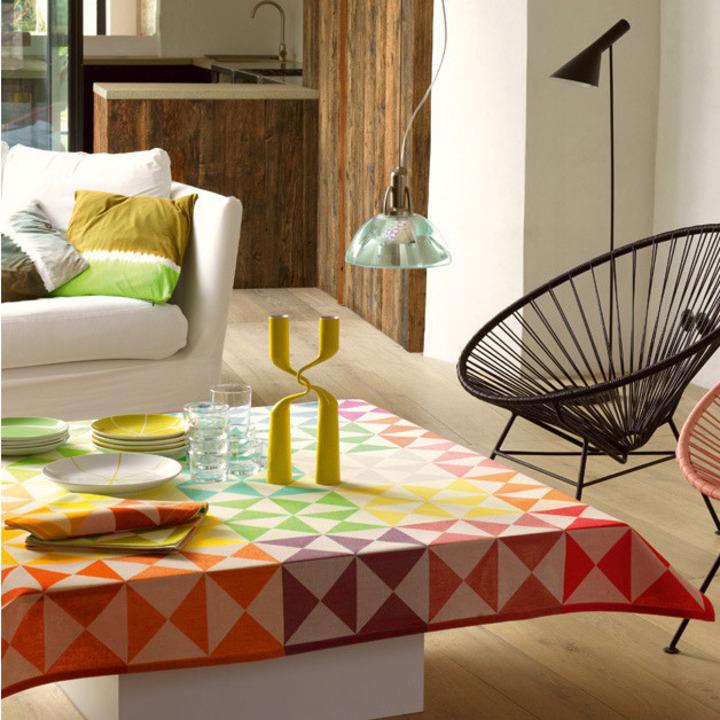 Le Jacquard Francais Origami Table Linens