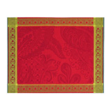 Isaphire Rubis Placemat 16 x 22 in | Gracious Style
