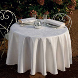 Mille Rubans Ivoire Table Linens