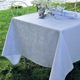 Mille Rubans Porcelaine Table Linens