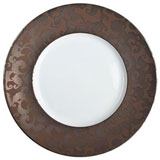 Jaune de Chrome French Cancan Copper Dinnerware | Gracious Style