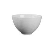 Hemisphere White Medium Salad Serving Bowl 88 oz 8.5 in Round | Gracious Style