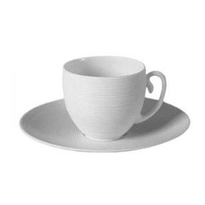 J.L. Coquet Hemisphere White Coffee & Tea Service | Gracious Style