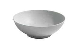 Hemisphere White Small Soup/Cereal Bowl 2.25 in. H | Gracious Style