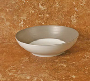 Hemisphere Platinum Large Soup/Cereal Bowl 24.5 oz 7.75 in Round | Gracious Style