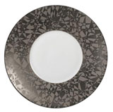 J.L. Coquet Diamond Platinum Dinnerware | Gracious Style