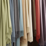 Sferra Dorsey Cashmere Throw | Gracious Style