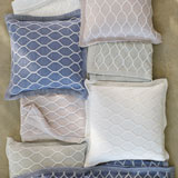 Sferra Orazio Cotton Throw & Pillow | Gracious Style