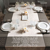 Villa Toscane Marbel Table Linens