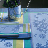 Le Jacquard Francais Prunis Table Linens &#124; Gracious Style