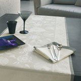 Le Jacquard Francais Ottomane Table Linens &#124; Gracious Style