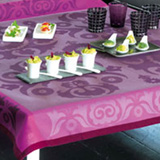 Le Jacquard Francais Samarkand Table Linens &#124; Gracious Style