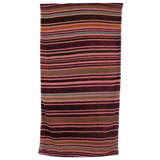 Fresco Napa Stripes Rust Bath Towels | Gracious Style