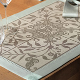 Le Jacquard Francais Venezia Table Linens &#124; Gracious Style