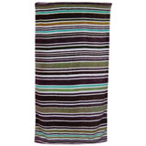 Fresco Napa Stripes Ivory Bath Towels | Gracious Style