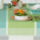Le Jacquard Francais Graphic Table Linens &#124; Gracious Style