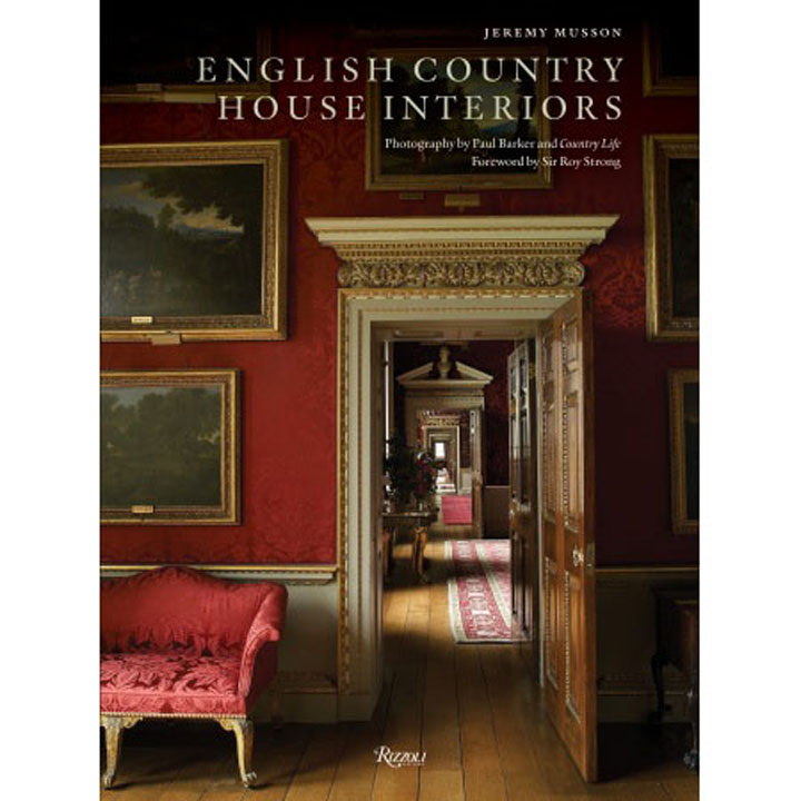 Rizzoli English Country House Interiors Gracious Style
