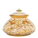 Affresco Biscotti Jar | Gracious Style