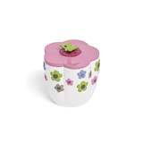 Merry Meadow Cotton Jar  | Gracious Style