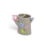 Merry Meadow Toothbrush Holder | Gracious Style