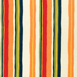 Dinner Napkins - Bold Stripe Fabric &#124; Gracious Style