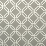Dinner Napkins - Taupe Greek Key Print &#124; Gracious Style
