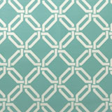 Vietri Greek Key Aqua Cloth Napkins | Gracious Style