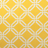Vietri Yellow Greek Key Print Napkins | Gracious Style