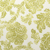 Vietri Green Abstract Floral Print Napkins | Gracious Style