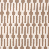 Vietri Taupe Chain Link Print Fabric Napkins &#124; Gracious Style