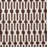 Vietri Chocolate Chain Link Print Napkins &#124; Gracious Style