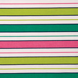Vietri Pink Stripe Cloth Napkins &#124; Gracious Style