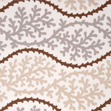 Vietri Coral Chocolate Cloth Napkins &#124; Gracious Style