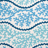 Vietri Coral Turquoise Cloth Napkins &#124; Gracious Style