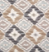 Gray&#47;Taupe Ikat Napkins, Set of Four